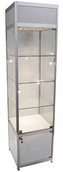 Cabinet 500X500X1980mm CSG