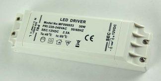 LED Driver 12V 50W 2.5 A
