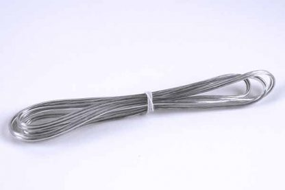 Transparent Wire 3mm 2 Core