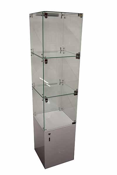 Cabinet 400x400x1750mm W